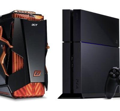 PC vs Consolas - Cual es mejor?