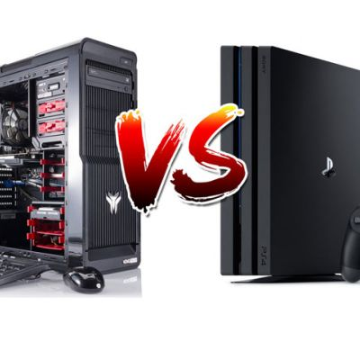 Nueva consola PlayStation y Xbox vs PC gaming