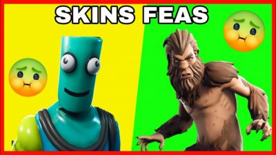 Fortnite skins. Mejores, Peores?!