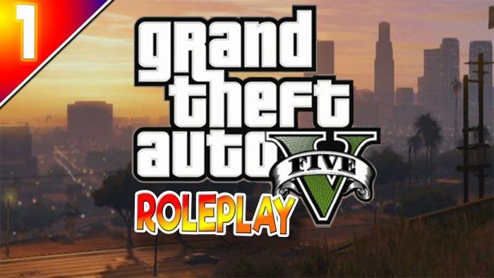 Como Jugar a GTA 5 RolePlay Online
