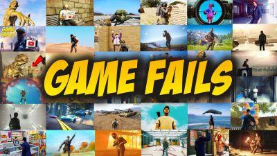 Game fails - When idiots play games