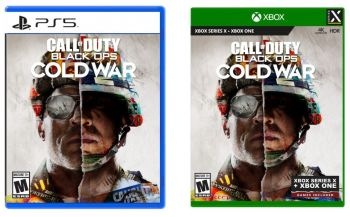 Call Of Duty: Black Ops Cold War PS5 Y Xbox Series X Y S