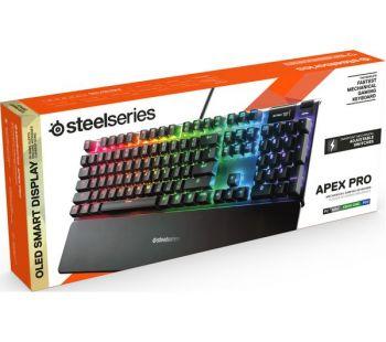 SteelSeries Apex Pro Mechanical Teclado Gaming