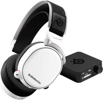 Mejores Cascos/auriculares Gaming Inalámbrico: SteelSeries Arctis Pro Wireless