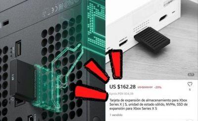 """Se filtran las nuevas SSD de Xbox! Las nuevas tarjetas de almacenamiento internas SSD de la marca """"Seagate"""", llegan a Xbox. Se estima que llegara el 14 de noviembre y tendrán un almacenamiento de 512 GB. Las tarjetas de 1 TB que están actualmente en el mercado son las más recomendadas para el almacenamiento al momento de ejecutar los juegos, pero como se es de esperar, esas tarjetas de 1 TB son más caras que las que saldrán de 512 GB."""