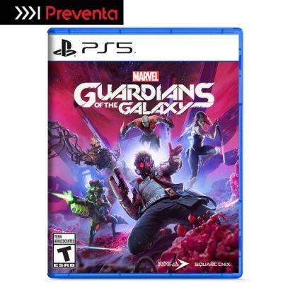 La preventa de Marvel Guardianes de la Galaxia ya está disponible en la mayoría de tiendas gaming y tiendas digitales! Juego para PS4 y PS5. Donde lo vas a jugar?
