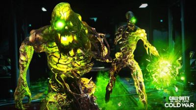 El nuevo mapa de Call of Duty Black Ops Cold War para el modo zombies.