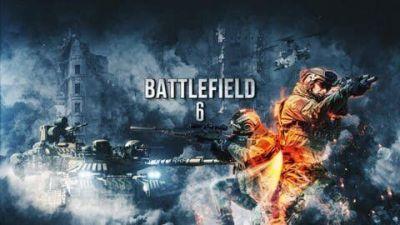 Así de guapo se ve el nuevo Battlefield 6