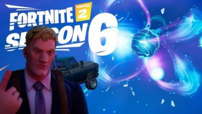 Fortnite temporada 6