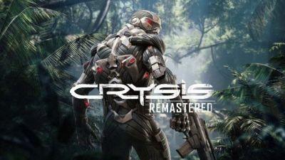 Crysis Remastered disponible para consolas next-gen Xbox Series X y S con modo Ray Tracing