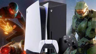 Un estudio demuestra que los europeos juegan más horas a Xbox Series X|S que a PS5