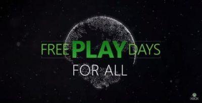 Ya disponibles 2 nuevos juegos gratis para Xbox por los Free Play Days