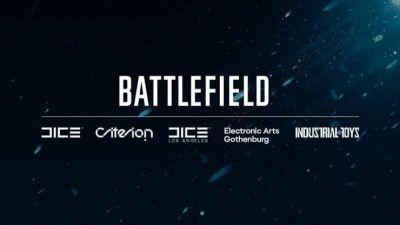 El próximo Battlefield está siendo desarrollado por 4 estudios de EA y estará también disponible para smartphones