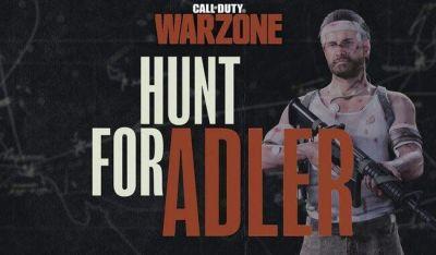 COD Warzone decide regalar la skin de Adler a todos los jugadores tras un bug del evento que impedía superar los contratos