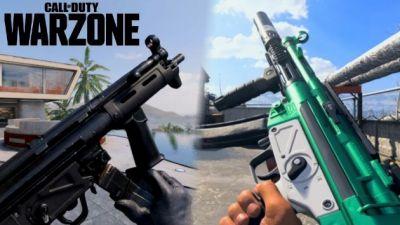 Las armas de Warzone Modern Warfare tienen una mejor asistencia de puntería que las armas de Cold War