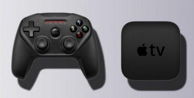 La consola de Apple sería como la Nintendo Switch: Diseño híbrido para jugar en casa y ser portátil.