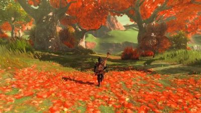 Zelda BotW en 8K a través de CEMU con Reshade Raytracing Effects es un sueño hecho realidad