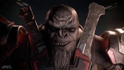 Halo Infinite revela el arte conceptual de los nuevos brutes