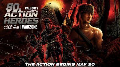 Rambo y John McClane se unirán a Call of Duty Warzone.