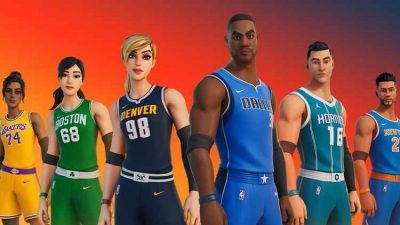 Fortnite y la NBA se unen para el evento 'Fortnite x NBA: The Crossover'