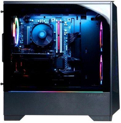 CyberPowerPC vende el primer PC Gaming con una GPU dedicada de Intel (Iris Xe DG1)