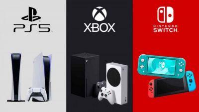 PS5 vendió más del doble de consolas que Xbox Series X en el primer trimestre de 2021 ¡y Switch más que ambas consolas juntas!
