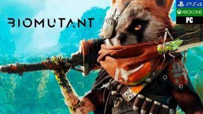 Biomutant, tras un largo periodo de desarrollo es una gran decepción (PC, Xbox One, PS4)