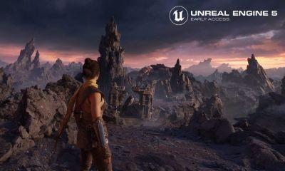 La potencia de Unreal Engine 5 es impresionante como se puede ver en este experimento.