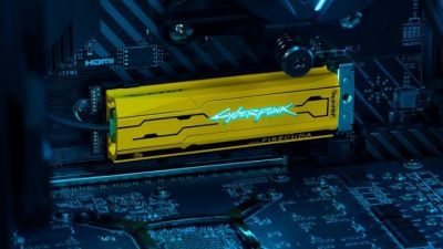 Seagate lanza edition limitada de SSD inspirado en Cyberpunk 2077