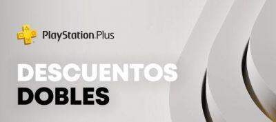 Rebajas. Ofertas de PS Plus con Descuentos Dobles o 50% en juegos de PS Store para PS5 y PS4