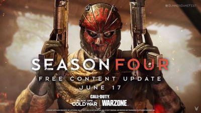 Call of Duty Warzone y Black Ops Cold War presentan su nueva temporada 4. Ya pueded ver el tráiler gameplay.