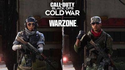 La temporada 4 de Call of Duty: Warzone y Black Ops Cold War te va dejar con la boca abierta.