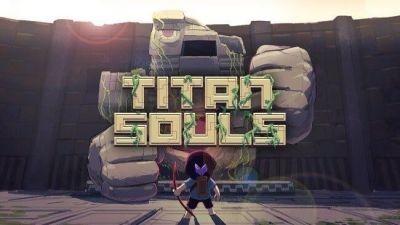 Aprovecha esta oferta por tiempo limitado : Titan Souls es gratis en Steam y es tuyo para siempre
