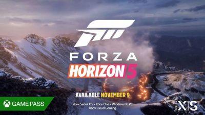 Playground Games presento la nueva entrega de la saga Forza Horizon en la conferencia de Xbox y Bethesda en E3 2021. Primer tráiler ya está disponible.