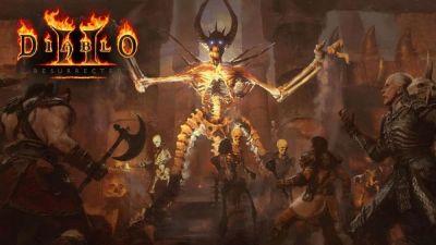 Diablo II Resurrected ha anunciado la fecha de lanzamiento de la beta para PCs y consolas en agosto