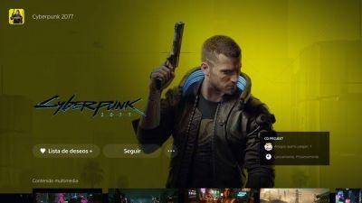 Cyberpunk 2077 vuelve a aparecer en la PlayStation Store de PS5, pero de momento sin opinión de comprar