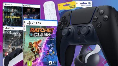 Corre y aprovechate de esta mega oferta en GAME que te cambia tu consola PS4 por packs de consola PS5 con el videojuego Ratchet & Clank: Una Dimensión Aparte y el mando DualSense color negro!