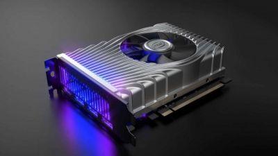 La GPU Intel DG1 supera a la RX 550 de AMD, mientras que la DG2 apunta a la RTX 3070 de Nvidia