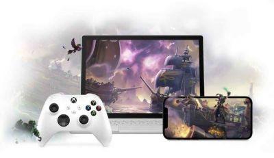 Xbox Cloud Gaming ya está disponible para PC, iPhone e iPad y usará la tecnología de Xbox Series X