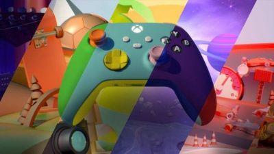 Xbox ha mostrado unos mandos basados en mítico persona de Marvel Loki para su consola Xbox Series X.