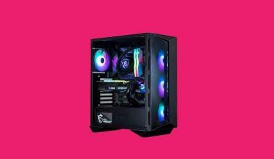 Comprate este PC gaming RTX 3080 Ti y Ryzen 7 con un descuento de 300 euros. Ests oferta disponible en MediaMarkt