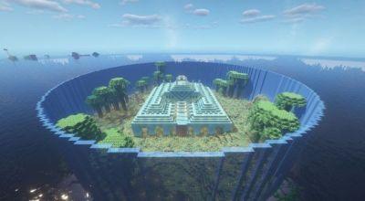 Las bases oceánicas de Minecraft son un delicado equilibrio entre un diseño elegante y un desastre inminente. Un bloque posisionado fuera de lugar y todo su trabajo podría quedar sumergido.