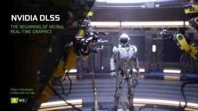 La herramienta de intercambio DLSS le permite actualizar automáticamente a la última versión de NVIDIA