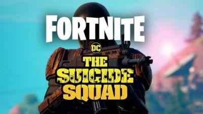 Una nueva filtración de Fortnite sugiere que podrían llegar más skins de Suicide Squad a la battle royale y no son exactamente lo que esperas.