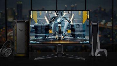 """Asus lanza un monitor 4K 144Hz que cumple todos los requisitos para juegos de PC y consola El Asus TUF Gaming VG28UQL1A está equipado con un par de puertos HDMI 2.1 para """"Next-Gen Gameplay"""", o """"juegos de próxima generación""""."""