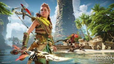 Sony dijo explícitamente que la actualización del game 'Horizon Forbidden West' para consola  PS5 sería gratuita