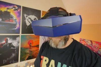 Gafas de realidad virtual más cool he visto hasta la fecha, con dos pantallas 4K, un campo de visión épico y un precio casi tan gigantesco como sus lentes. Sin embargo, si tienes la paciencia, la PC potente y el dinero para ejecutar una, Pimax ofrece una experiencia de realidad virtual inmejorable.