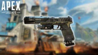 La Smart Pistol es una de las armas más icónicas del game Titantfall, pero ahora la pistola aimbot tambien llega a Apex Legends.