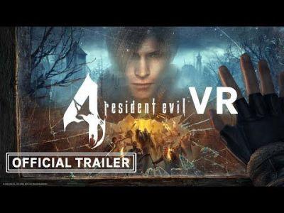 Resident Evil 4 VR se anunció a principios de este año. Desarrollado por Armature como exclusivo de Quest 2. Esto significa que solo los propietarios de Quest 2 (y las futuras gafas Oculus) podrán tener en sus manos este juego de terror de supervivencia de realidad virtual. Las gafas Quest originales no serán compatibles. El game tampoco se lanzará en plataformas PC VR o PSVR.