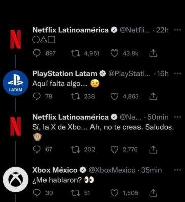 El juego del calamar? Netflix? Playstation? Xbox? Se juntaron todos xdxd